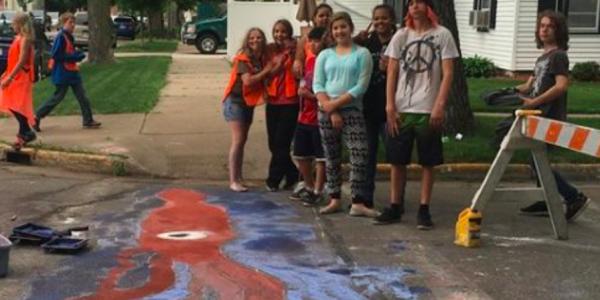 Chalk the Pavement 2016