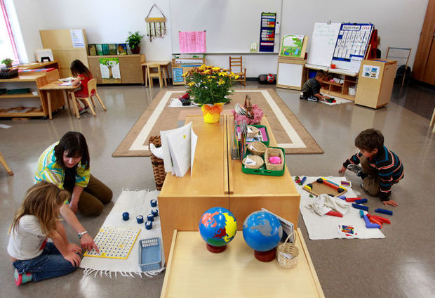 About Coulee Montessori