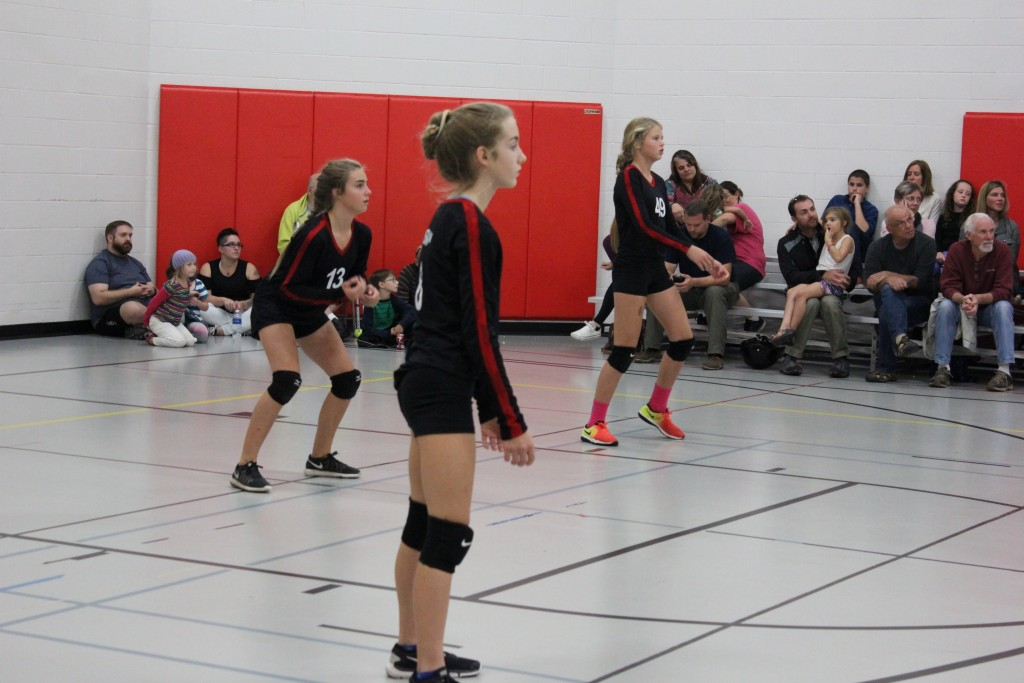 Volleyball Girls Lincoln