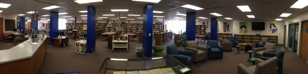 Logan Middle Library