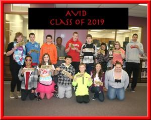 AVID 2015 STUDENTS