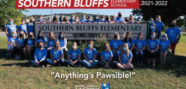 Southern Bluffs staff 2021_22